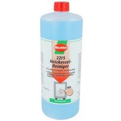 Sotin 221 S,Prod. nettoyant de chaudière flacon 1 L