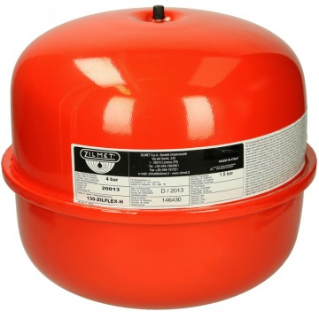 Vase d'expansion Zilmet Zilflex-H, 12 L