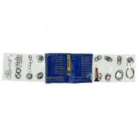 Jeu de joints toriques Boy 4100 16 sortes 12 pièces de chaque modèle