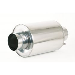 Silencieux de gaz d'échappement AGS130-330