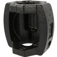 Isolation EPP pour circulateur 180 mm noir