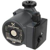 """Pompe Grundfos UPS 25-50, 1"""" x 130 mm, Sieger BK 11 W 18-24/29"""