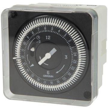 Horloge pour regulation Ecomatic