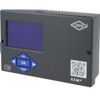 OEG régulation différentielle KSW avec 4 sondes TF/Pt