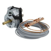 Thermorégulateur 0-90°C, 3000 mm, 8806 Sieger HS 2001, 3001