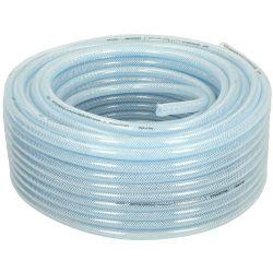 Flexible PVC, modèle renforcé rouleau 25m, Ø int. 10 mm