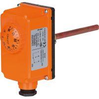 Thermostat immergé TC 100A graduation extérieure long 100 mm