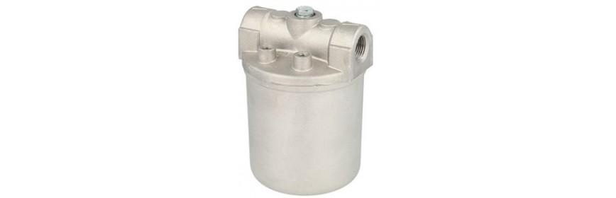 Filtre en aluminium