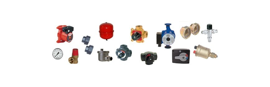Accessoires circuit Chauffage