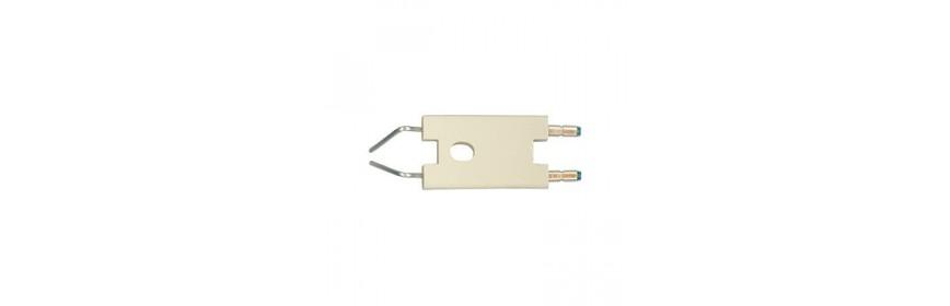 Electrodes d'allumage