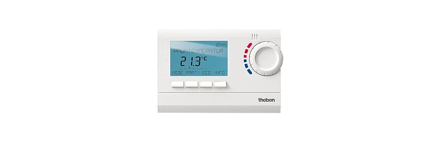 Thermostat digital sans fil